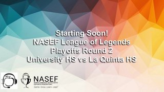 Highlight: NASEF Winter 2020 LoL: Round 2 Playoffs