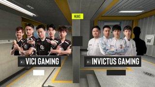 CS:GO - ViCi Gaming vs. Invictus Gaming [Nuke] Map 2 - ESL Pro League Season 12 - Playoffs - Asia