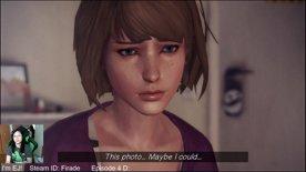 Life Is Strange - Ep. 4 Decision - Webcam