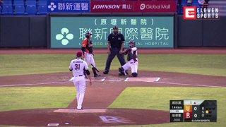 精華片段:中職31年例行賽(7/10)057_統一獅 vs 樂天桃猿(H)