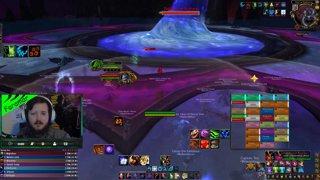 Feral Druid -Relentless- Heroic Radiance of Azshara