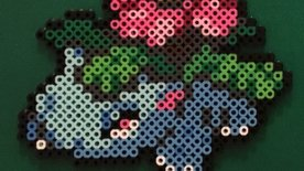 Perler Beads: Pokemon #003