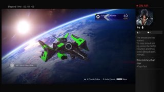 Destiny Rise of Iron - First Hour with My Warlock