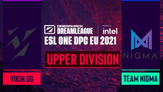 Dota2 - Team Nigma vs. Vikin.gg - Game 2 - DreamLeague Season 14 DPC: EU - Upper Division