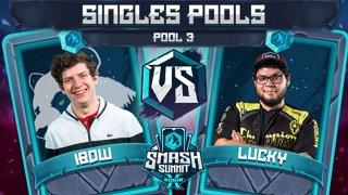 iBDW vs Lucky - Singles Pools: Pool 3 - Smash Summit 10 | Fox vs Fox