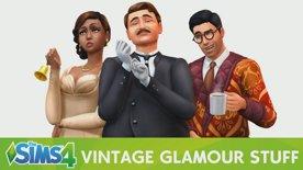 The Sims 4 Vintage Glamour Stuff Pack Walkthrough