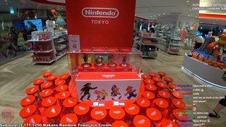 30 Minutes of Nintendo Tokyo Store!!