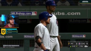 CARRYING OLD DUDES w/ Goldy  - CODE: GOLDGLOVE || MLB RTTS Playoffs Later!