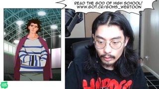 Tim Lyu's Manga Club - The God of Highschool (ep. 1-6)