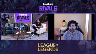Twitch Rivals: League of Legends Team Draft Showdown II [Day 2]