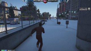 Nino Chavez on NoPixel GTA RP w/ dasMEHDI - Return Day 141
