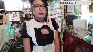 Highlight: Japan! Maid Bartender !sub !job