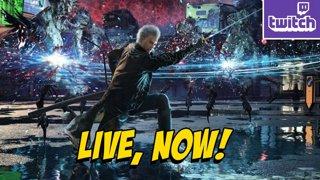 VERGIL - Legendary Dark Knight continues & GODFALL Later?! !ads !nzxt (11-11)