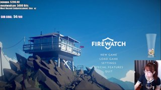 Wendy Plays: Firewatch