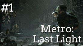 💥 Pomůže nám posledný Temný? 🙏 Metro Last Light Redux #1