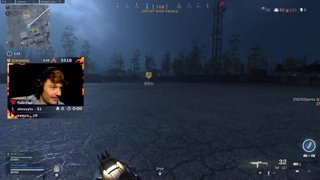 Highlight: WARZONE WITH ZOMBIES!!!