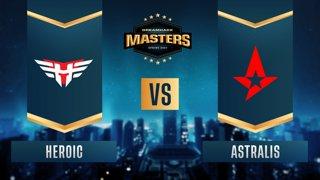 CS:GO - Astralis vs. Heroic [Inferno] Map 2 - DreamHack Masters Spring 2021 - Group B