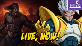 Checking Out Path Of Exile 1st #sponsored & DBFZ SuperBaby 2 Later! (1-15)