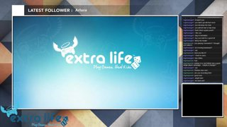 Extra Life 2016 (Dark Souls 3: Ashes of Ariandel #01)