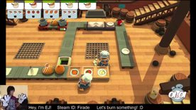 Overcooked: My 1st Kitchen Fire