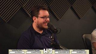 H3 Podcast - VideoGameDunkey and Leah