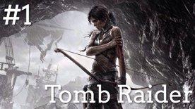 🍖 Ocitáme se v ďáblově trojúhelníku, s partou kamarádů kanibalů a nejen jimi 😈 Tomb Raider #1