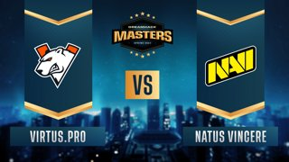 CS:GO - Natus Vincere vs. Virtus.pro [Inferno] Map 2 - DreamHack Masters Spring 2021- Group A