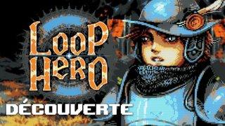 Loop hero, découverte ! Il parait que le jeu est top et qu'il faut ban le backseat