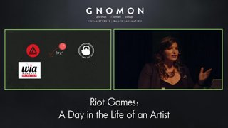 Riot Games: A Day in the Life of an Artist