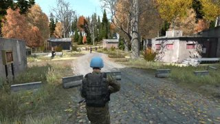 The UN Secures Camp Hope [DayZRP]