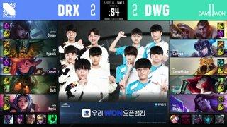 DRX vs. DWG I Playoffs Round 1 [2020 LCK Spring Split]