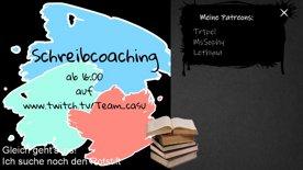 Highlight: Schreibcoaching für Lethyna | mit Carottchen