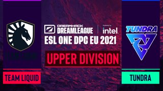 Dota2 - Team Liquid vs. Tundra Esports - Game 2 - DreamLeague Season 14 DPC: EU - Upper Division