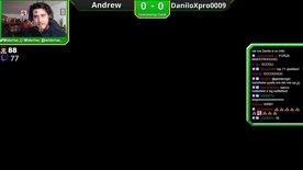 DaniloXpro0009 vs Andrew