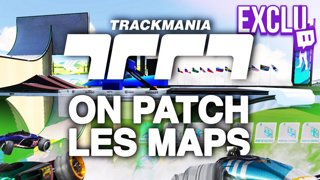 Je patch les maps Trackmania puis go Valorant