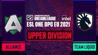 Dota2 - Team Liquid vs. Alliance - Game 2 - DreamLeague Season 14 DPC: EU - Upper Division