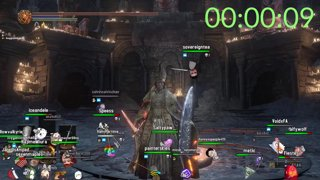 [DARK SOULS PART 2]:  stop flock and roll