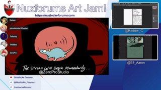 Nuzforum Art Jam 5/31