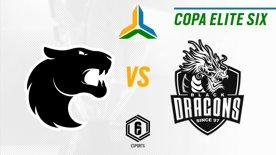 FURIA vs. Black Dragons - LATAM League 2021   Copa Elite Six Stage 2