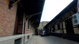 At Heidelberg's 'Firebowl'