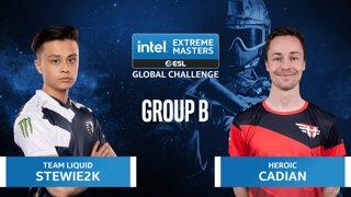 CS:GO - Team Liquid vs. Heroic [Inferno] Map 1 - IEM Global Challenge 2020 - Group B