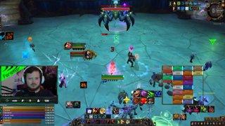 Feral Druid -Relentless- Mythic Abyssal Commander Sivara
