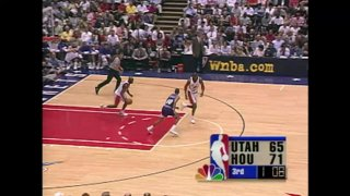 Stockton Leads Utah To Finals | #NBATogetherLive Classic Game