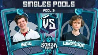 iBDW vs Wizzrobe - Singles Pools: Pool 3 - Smash Summit 10 | Fox vs Captain Falcon