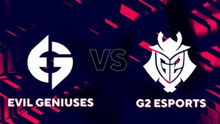Highlight: Group 2 Day 3 G2 vs EG Map 2 Vertigo
