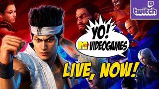 SPECIAL EVENT - Virtua Fighter 5 Ultimate Showdown w/YoVideogames (5-28)