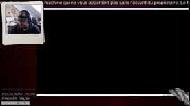 Un hacker en train de hacker : CTF g0rmint - Episode 1