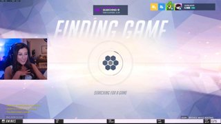 Highlight: Late Night Overwatch! PUR Cosmetics #sponsored