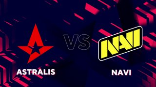 Highlight: GRAND FINAL Navi vs Astralis Map 2 Inferno