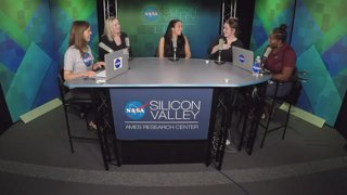 NASA in Silicon Valley Live - The Wonder Women of NASA